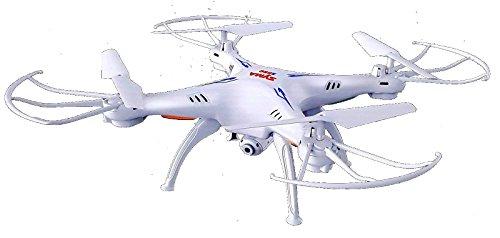 Syma X5SC Explorers II drone quadrokopter UFO quadkopter fotocamera 2,4GHz in Bianco 6Fach kreisel asse stabilizzazione Gyro 360° Flip Flight Top qualità