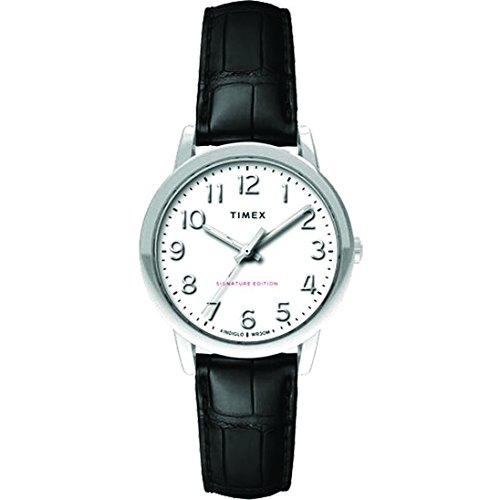 Timex Orologio Analogico Automatico Unisex Adulto con Cinturino in Pelle TW2R65300