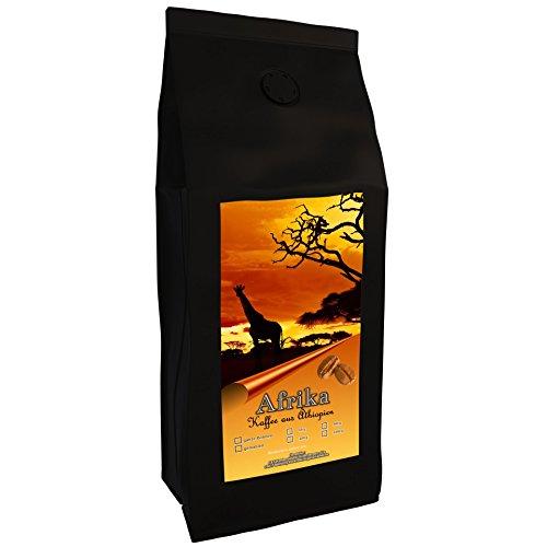 Kaffeespezialität Aus Afrika - Äthiopien - Kaffee Aus Dem Urspungsland Des Kaffee (Ganze...