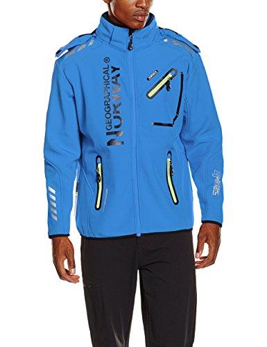 Geographical Norway Herren Jacke Rivoli Men Blau (Blue 10H)