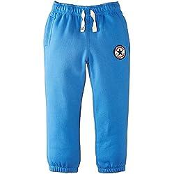 Converse C.T.P Core Pant - Pantalones Deportivos para niños, Color Blau (Light Sapphire), Talla 13 años (158 cm)