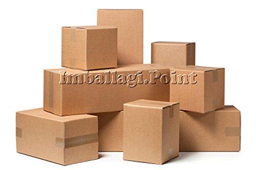 5Stück Kartonbox Versand Verpackung 70x 30x 30cm Karton beige