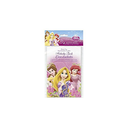 Disney Princess Activity Book 4 activity books party activity book