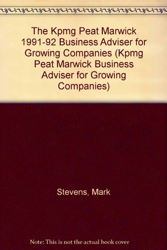 the-kpmg-peat-marwick-1991-92-business-adviser-for-growing-companies
