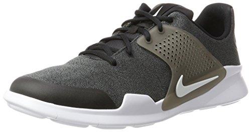 Nike Herren ARROWZ Laufschuhe, Schwarz (Black/White/Dark Grey 002), 47.5 EU (Nike-herren-schuhe-indoor)