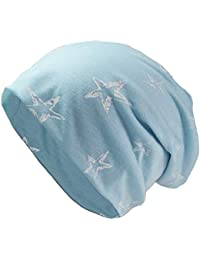 Glamexx24 Cappello Lungo a Stella Cappello a Stella Unisex Cappello Caldo e  Morbido in Autunno e 5cad05af38a8
