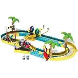 K'Nex T71936 Mario & Donkey Kong Beach - Circuito de carreras