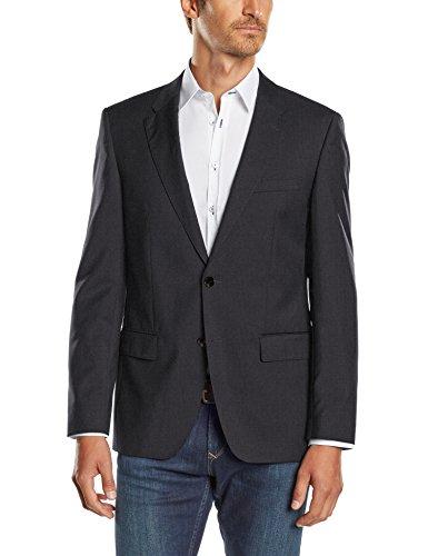 Tommy Hilfiger Tailored Herren Regular Fit Anzugjacke Butch STSSLD99003 TT67866528, Einfarbig, Blau (019), Gr. 50