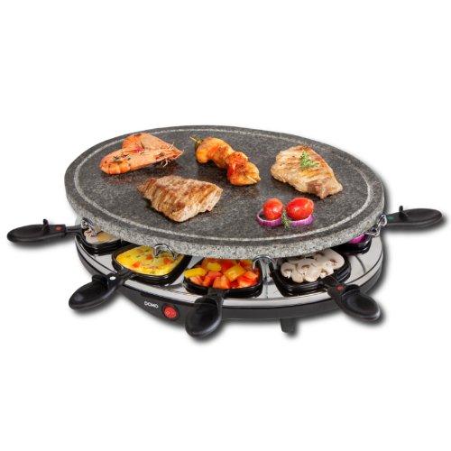 Grande-Ovalado-8-personas-piedra-set-de-raclette-parrilla-elctrico-Mesa-Grill-Party-Grill-con-extrable-placa-de-piedra