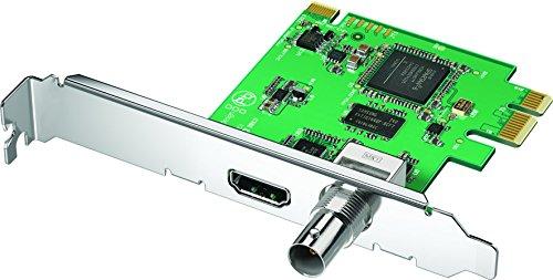 Blackmagic Design DeckLink Mini Recorder - Capturadora de vídeo (NTSC, PAL, 1080i,...