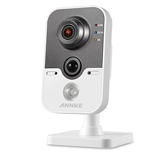 ANNKE IP Kamera drahtlose Netzwerkkamera 1080P HD mit PIR Alarm S...