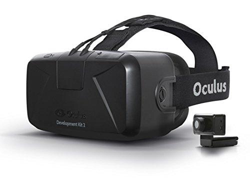 Casque de réalité virtuelle Oculus Rift DK 2 (Dernière version)