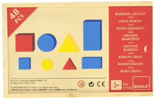 Goula- Blocks 1 Bloques Lógicos, (Diset 51100)
