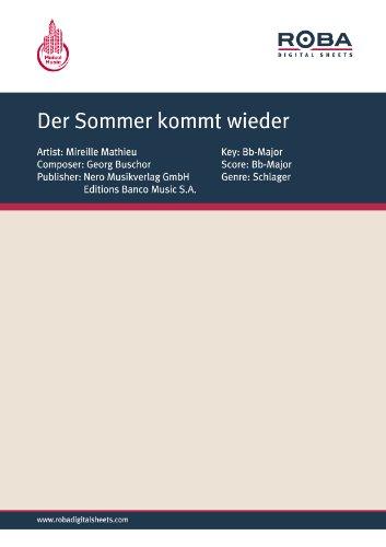 der-sommer-kommt-wieder-german-edition