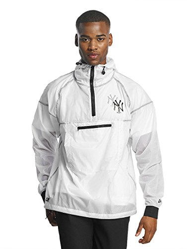 A NEW ERA Snow Stealth Smock Chaqueta York Yankees, Hombre, Transparente (Neyyan), M