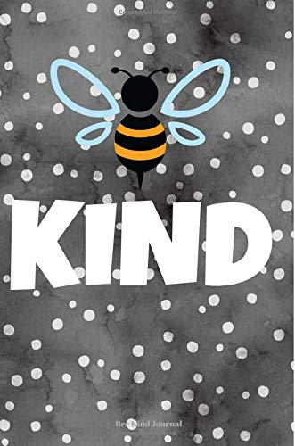 d94c4f1cde6fa7 Bee Kind Journal  Cute Bee Journal  Be Kind Notebook  Gift for Teacher  Appreciation