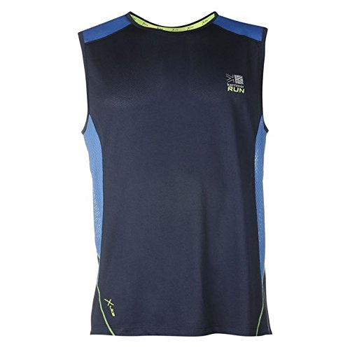 karrimor-mens-xlite-sleeveless-running-vest-jogging-training-sports-top-clothing-slate-blue-l