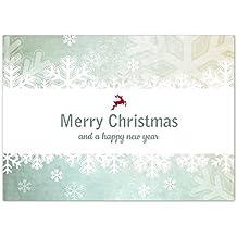 Suchergebnis auf f r gru karten englisch b robedarf schreibwaren - Weihnachtskarte englisch ...