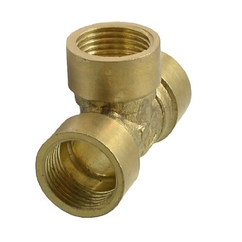 Water & Wood Solid Brass Female 3/8