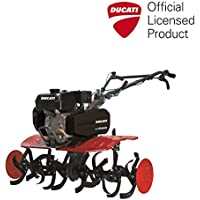 Ducati DTL9000 - Motoazada de 212 cc, 7 HP, 105 cm ancho de corte