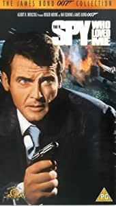 The Spy Who Loved Me [VHS] [1977]