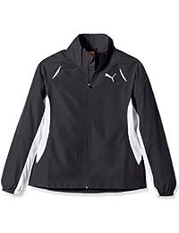 Puma Women's TB Running Warm Up Jacket