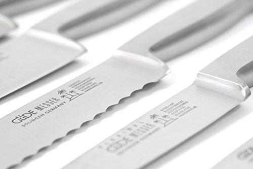 Güde Kappa Serie Klingenlänge: 21 cm Stahl Kochmesser