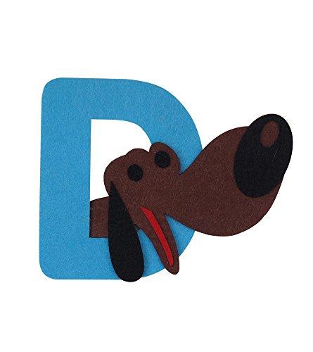 d's Cape (Buchstabe D) (Kostüm D'animal)