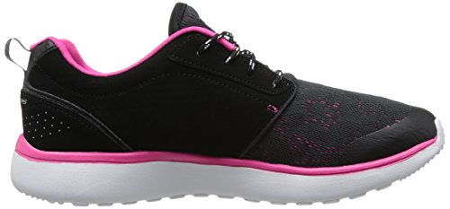 Skechers Counterpart, Chaussures de sports en salle femme Noir (Bkhp)
