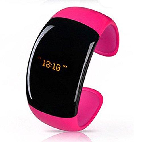vear-bt988-montre-intelligente-bluetooth-41-bracelet-montre-sport-taille-unique-rose