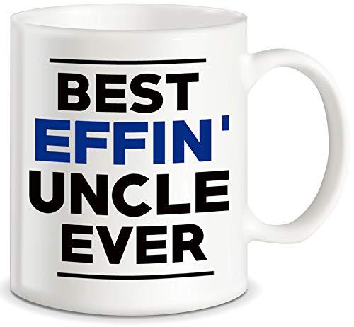 Vatertagsgeschenke für Onkel World's Best Effin Onkel
