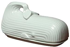 Jonathan Adler Whale Butter Dish by Jonathan Adler