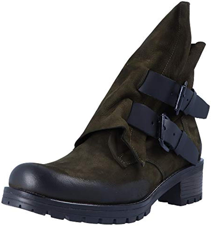 BABOOS BABOOS BABOOS 1030-1 127 Donna Stivali Stivaletti stivali verde   Abile Fabbricazione    Uomo/Donne Scarpa  0d9c49