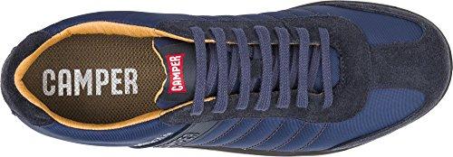 CAMPER  Pelotas XL, Baskets ville à lacets pour homme Bleu (Bleu)