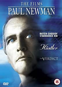 The Films Of Paul Newman [DVD]