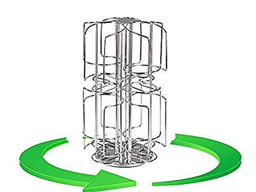 Tassimo Kapselspender Kapselhalter - Topmodell für bis zu 72 Kapseln
