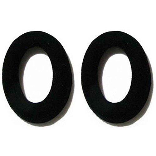 Uzinb Ohrpolster Memory Foam Earshield Kissen Velour-Kopfhörer-Abdeckung Headset Earcaps für Sennheiser HD515 HD555 HD595 HD518