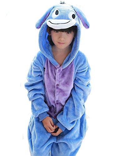 Tonwhar® Costumes d'Halloween pour enfant enfants Kigurumi Combinaison Animal Cosplay -  - Medium