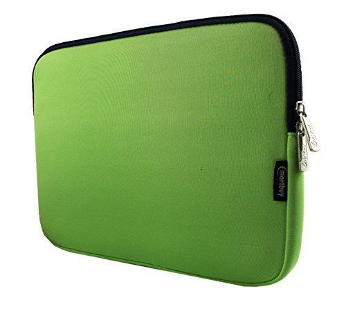 emartbuy-grun-blau-wasserdicht-neopren-weicher-reissverschluss-kasten-abdeckung-sleeve-mit-blau-inte