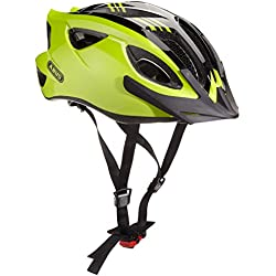 Abus 13218 S-Cension Race, Verde, Talla L