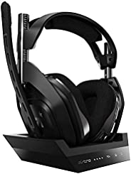 ASTRO Gaming A50 Wireless Headset + Base Station (PS4)