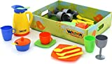 Wader Quality Toys Geschirrset, 40-tlg. im Display