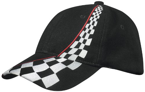 Racing Cap/Myrtle Beach (MB 038), black