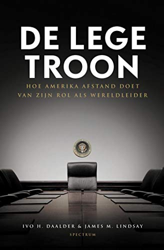 De lege troon (Dutch Edition)
