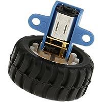 Gazechimp 1 Pedazo Rueda de Motor de Engranajes de Reductor de N20 Pieza de Coches Fijadas Juguete Accesorio de Coche RC