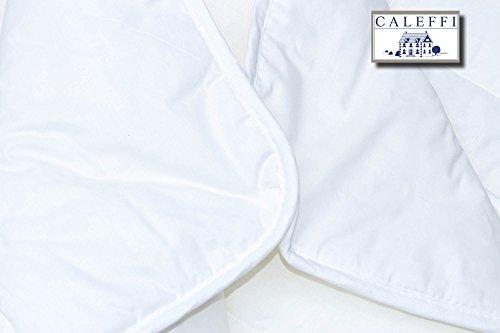 new style dcaaa be313 Caleffi 12367 - Piumino 4 Stagioni Fibra di Poliestere anallergica