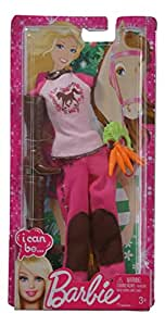 Barbie I Can Be Doll Fashion Outfit - Equestrian