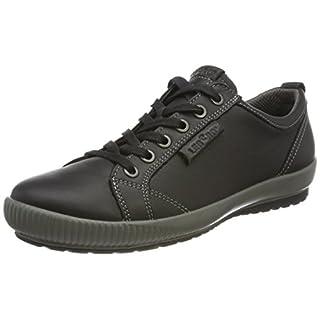 Legero Damen Tanaro Sneaker, Schwarz (Schwarz 00), 38.5 EU  (5.5 UK)