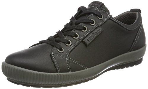 Legero Damen Tanaro Sneaker, Schwarz (Schwarz 00), 39 EU  (6 UK)