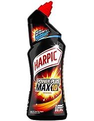 Harpic Power Plus Gel Désinfectant WC Surpuissant Même sous l'Eau 750 ml